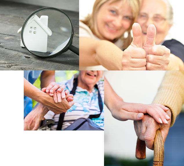 Particuliere woonzorgvoorziening - Advies bemiddeling mantelzorger aanspreekpunt - Particuliere Zorgexpert